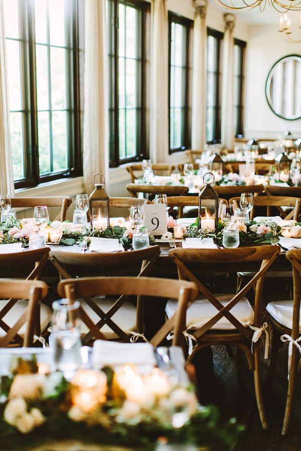 An Elegant Wedding In Upstate New York For Two Foos