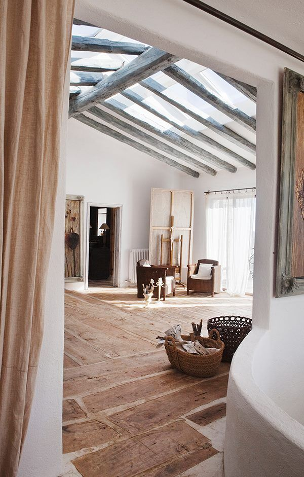 Summer house on the Costa Brava-Spain It also acts as atelier to