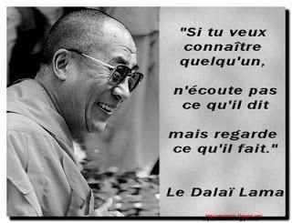 Citation Dalai Lama Amitié Forumhulp