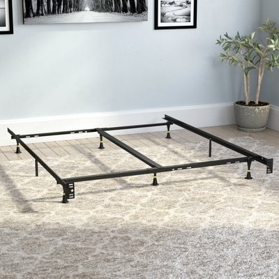 Symple Stuff Universal Bed Frame Adjustable Bed Frame Bed Frame Upholstered Bed Frame