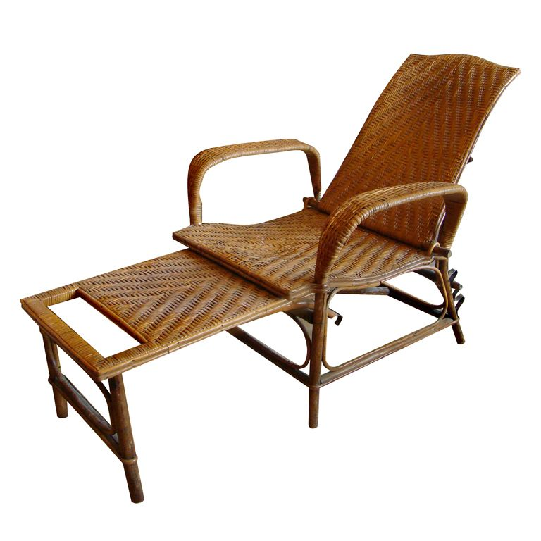 Bamboo And Rattan French Colonial Chaise Longue 1stdibs Com Modern Chaise Lounge Chairs Rattan Lounge Chair Outdoor Chairs