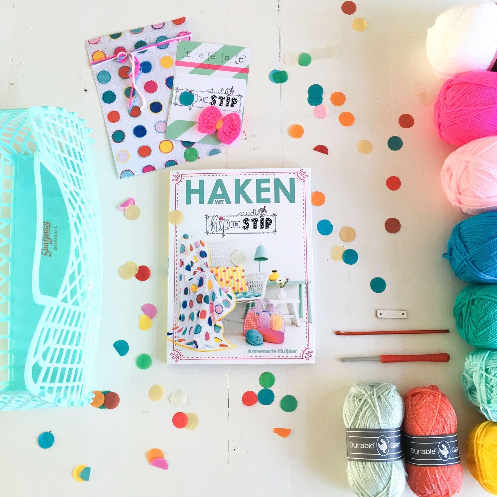 Haken Met Studio Hip En Stip Wwwstudiohipenstipnl Crafts