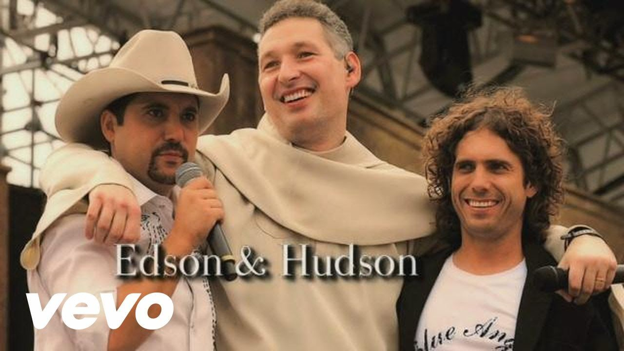 Padre Marcelo Rossi Rei Davi Video Ao Vivo Ft Edson Hudson