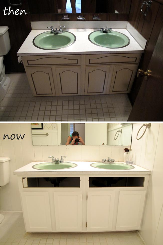 Refacing Cabinet Doors Bathroom Vanity