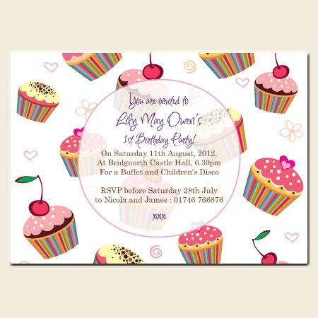 kid birthday invite 4 Kids birthday invitations Ideas