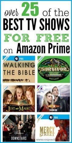 best free series on amazon prime