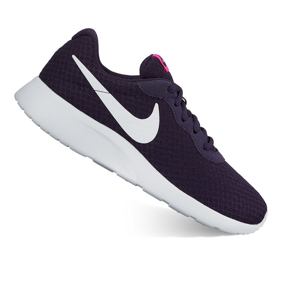 01820c5d433 ... germany nike tanjun womens athletic shoes size 7.5 drk purple c7b03  5bfd3