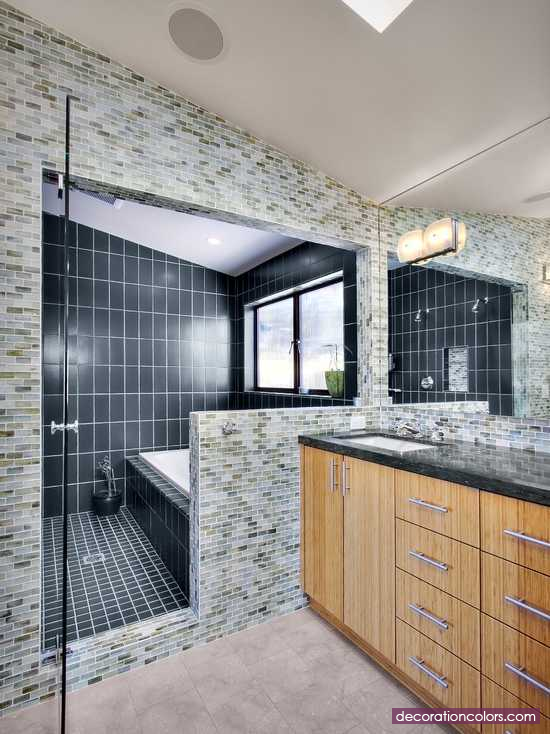 Wet Rooms Patterns And Concepts For Little Space - http://www.decorationcolors.com/colorful-home-decor/wet-rooms-patterns-and-concepts-for-little-space.html