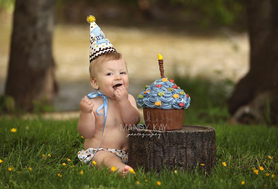 Peterson Family Celebrates Harlan S 1st Birthday