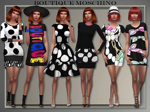 Sims 4 CC's - The Best: Clothing for Women by ALL ABOUT STYLE