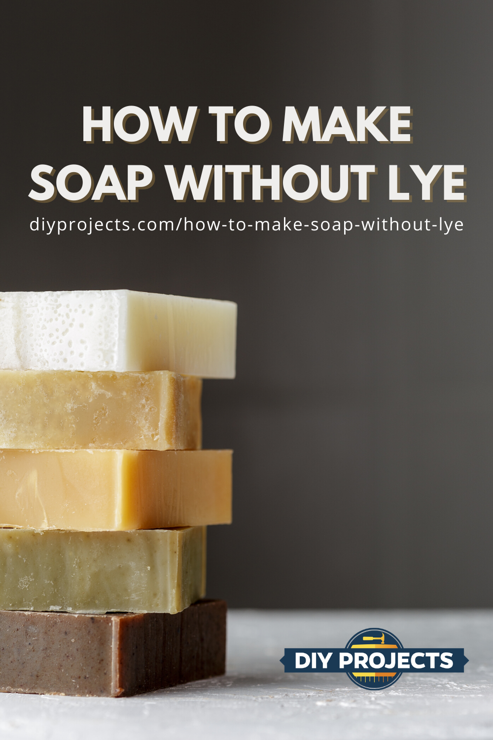 Diy Projects How To Make Soap Without Lye Soap Making Soap Making Recipes Diy Soap Recipe