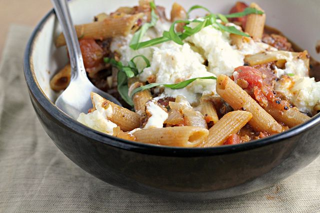 Eats Well With Others: Recipe: Lasagna Soup