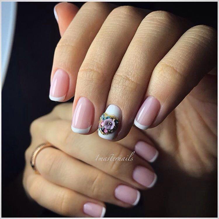 Nail Art #3103 - Best Nail Art Designs Gallery   Ring finger nails ...