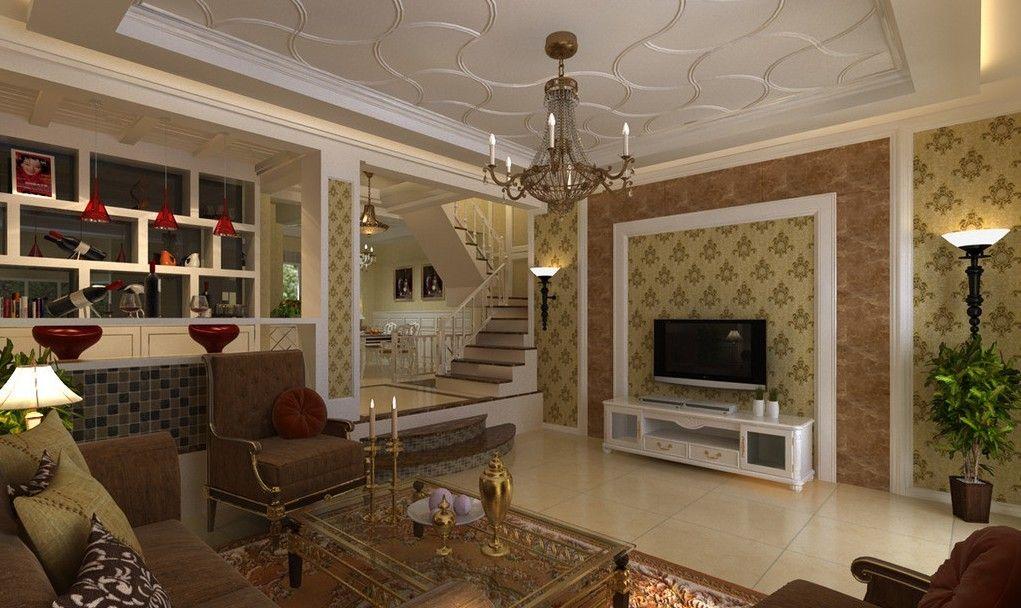 Creative living room ceiling design | Creative Ceiling | Pinterest ...