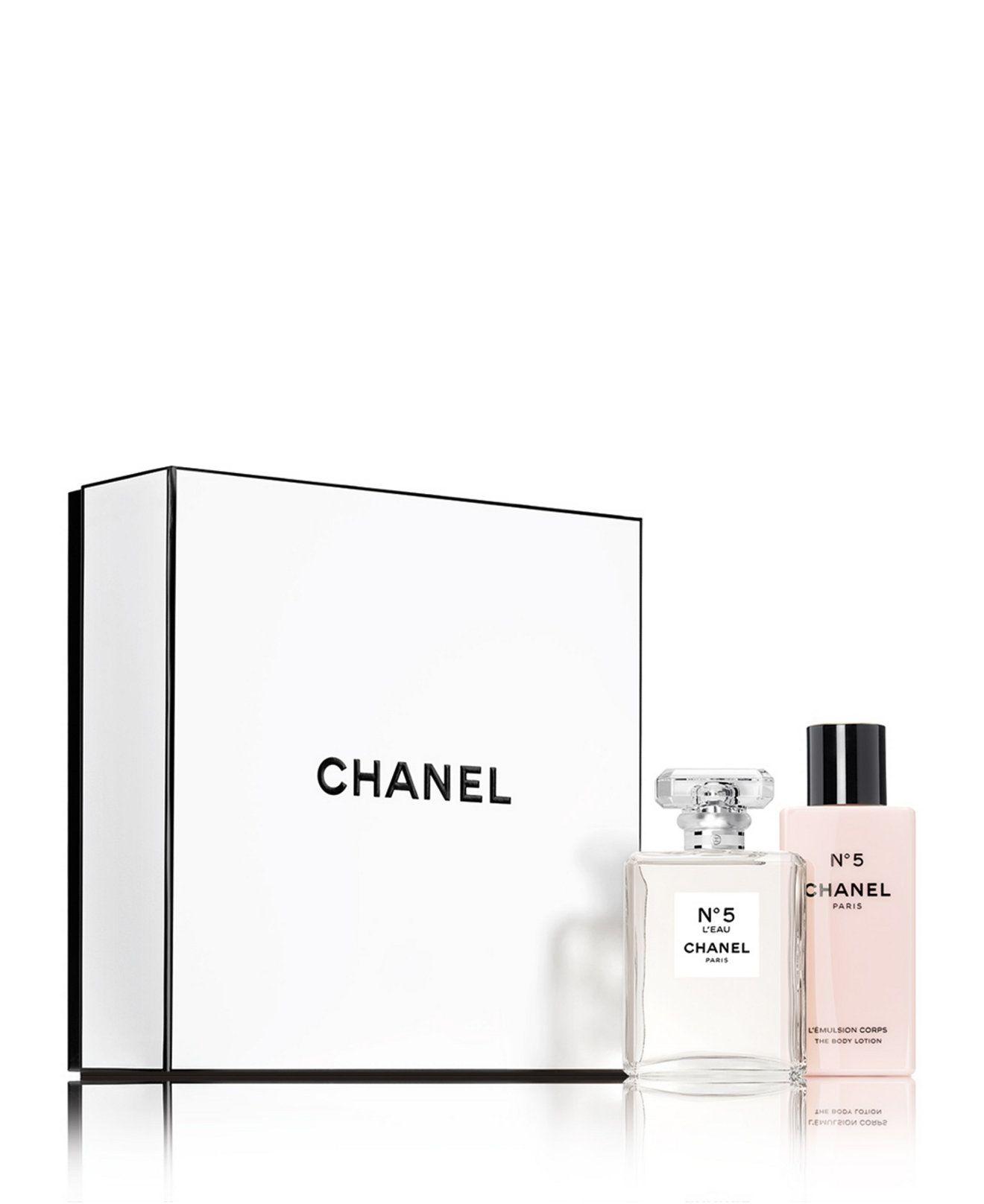 3f5cc52191c CHANEL N°5 L EAU Duo 2-Pc. Gift Set - N°5 - Beauty - Macy s ...