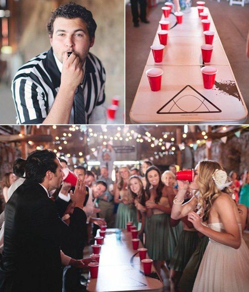 18 Empfangsspiele, die die Gäste lieben werden   – Wedding stuff