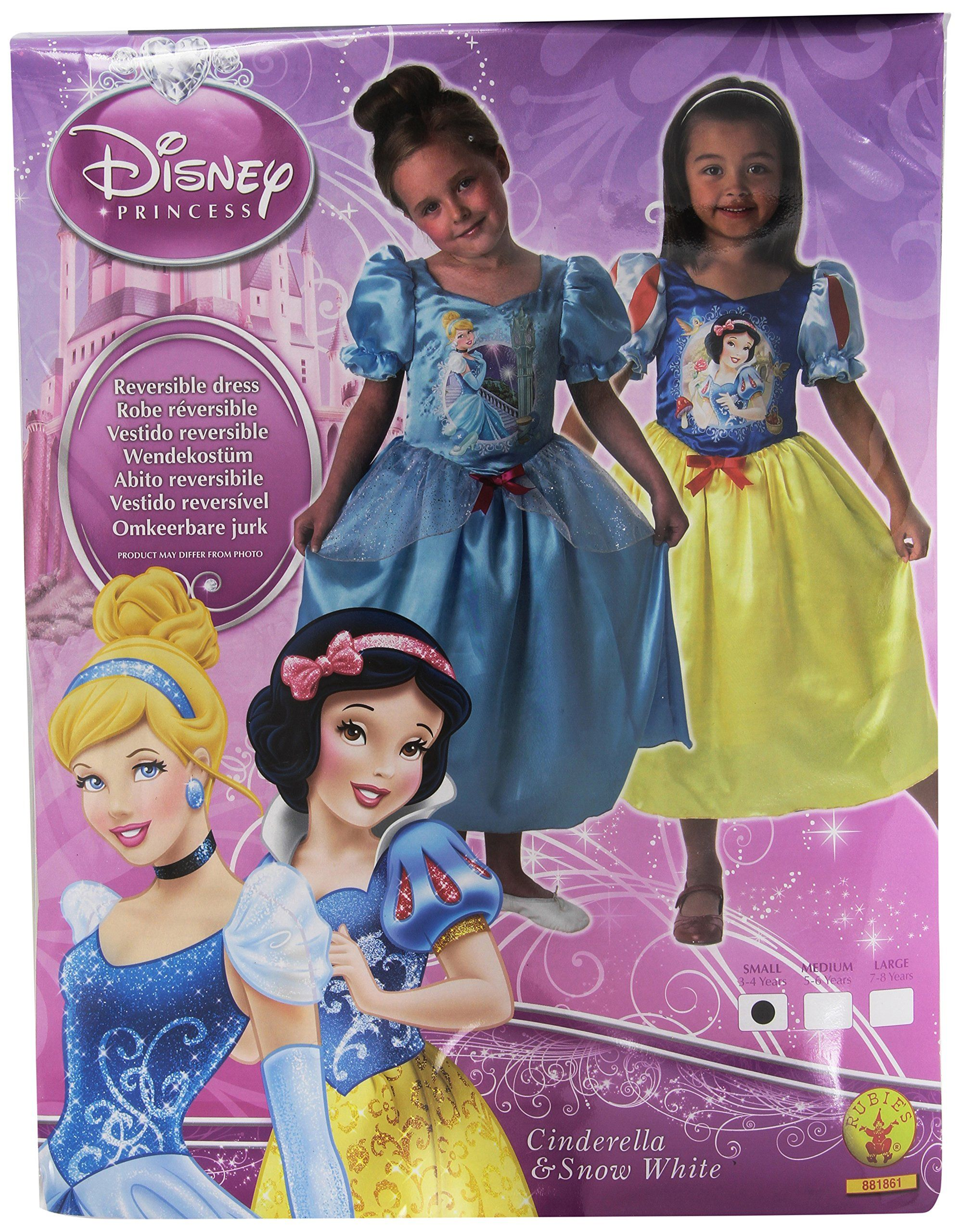 Disney I881861S Costume Réversible New Design