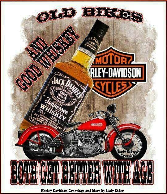 Pin by Torben Ekelund on Happy Birthday Pinterest – Free Printable Harley Davidson Birthday Cards