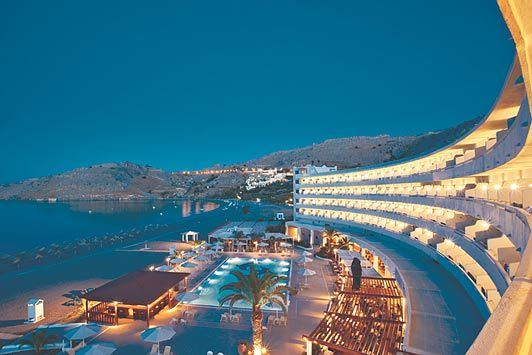 Resort Lindos Greece