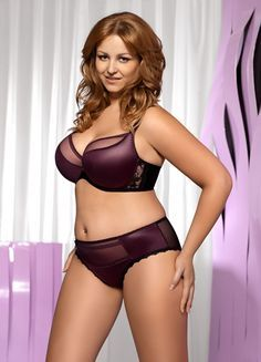 milf Lingerie full figured