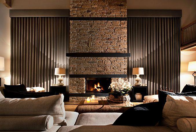 Designer Interior nicky dobree interior designer interior design luxury ski chalet
