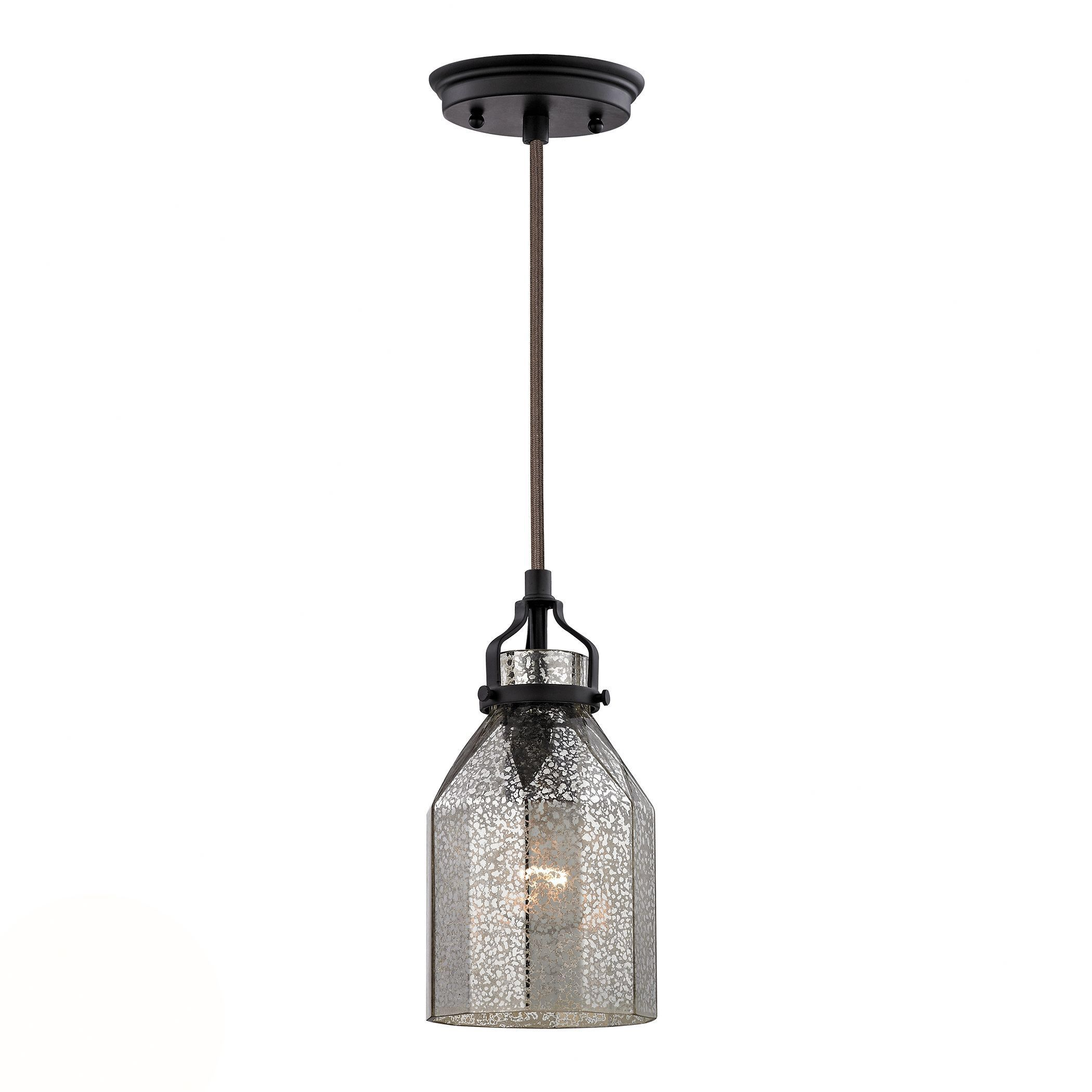 glass finish mercury kit oiled pendant fixtures lamps light shown ideas lighting in lowes bronze and for conversion