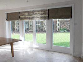 Roman Blinds For Patio Doors Image Collections Gl Door Design Wabz Haus Pinterest