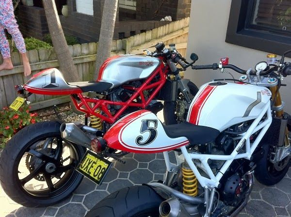 ducati st2 cafe racer & streetbike | ducati and ducati-related
