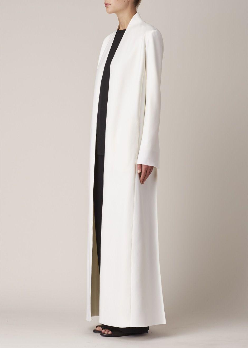 Картинки по запросу Nalaton wool and silk-blend coat