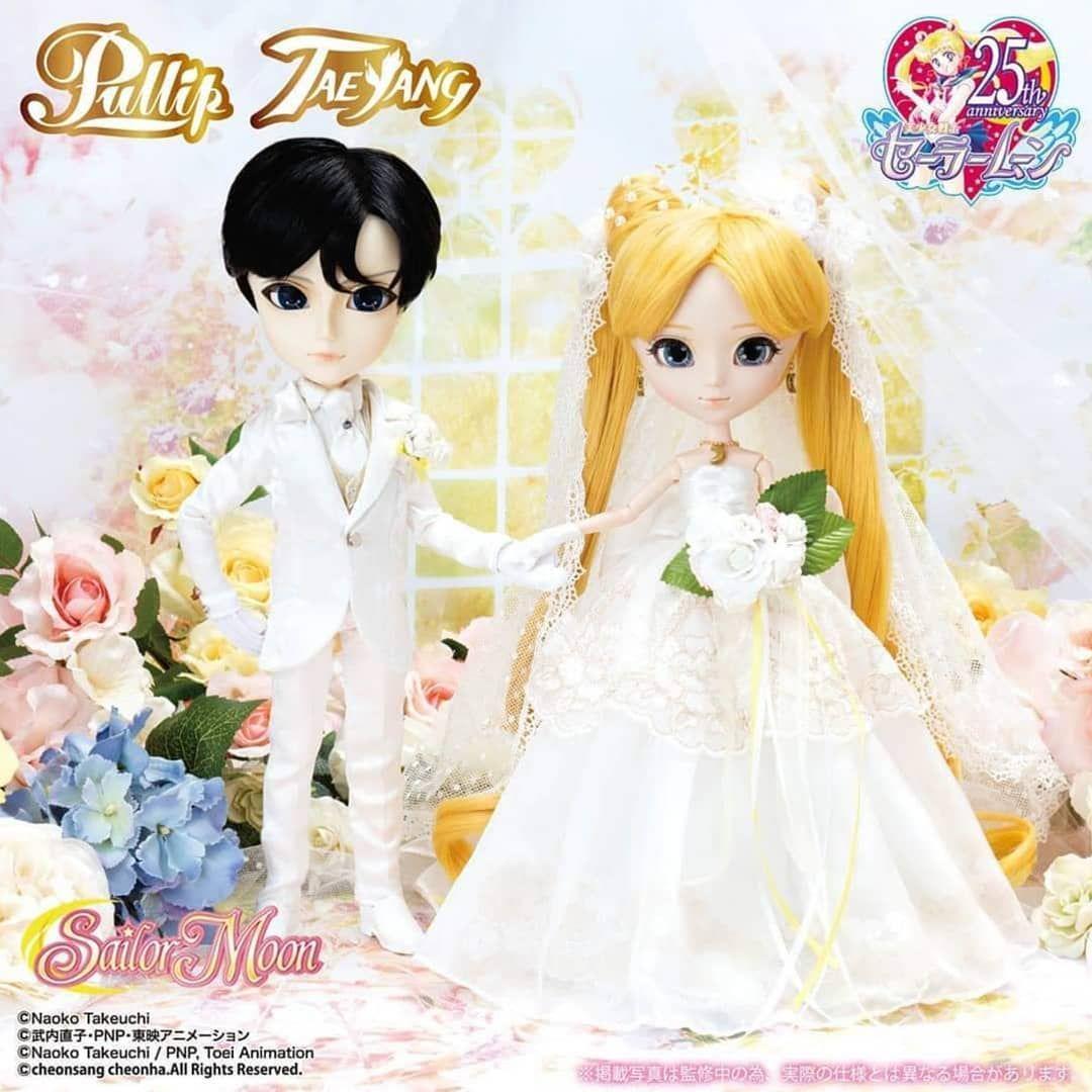 Gambar Mamoru Chiba And Usagi Tsukino Wedding Anime