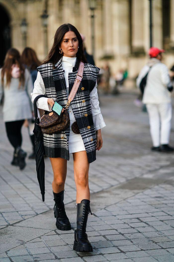 12 formas refrescantemente geniales de usar el básico más versátil del invierno  – Moda