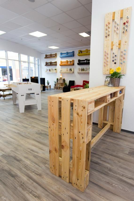 palettenm bel standing upcycling palettentisch in 2019 m bel aus paletten paletten tisch und