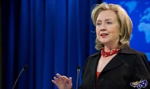 المرشحة الديمقراطية الخاسرة هيلاري كلينتون تقول هنأت…