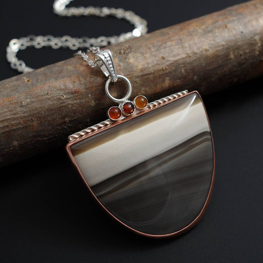 Copper gifts copper jewelry 7th wedding anniversary gift