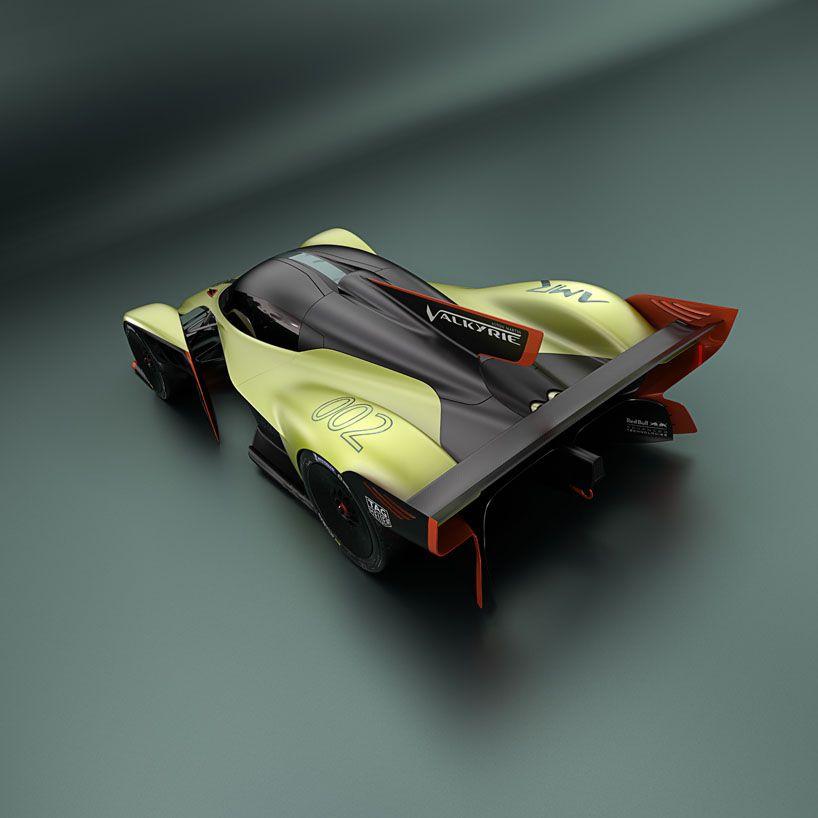 Aston Martin Valkyrie Hypercar: Aston Martin Valkyrie AMR Pro Hypercar Makes World Debut