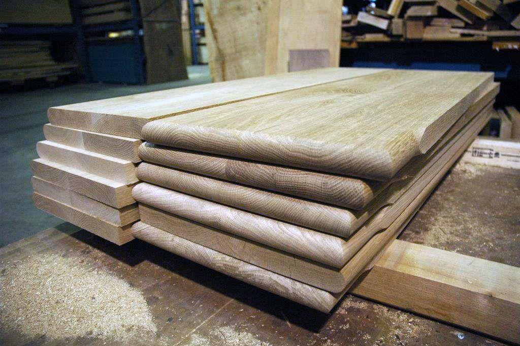 Best Oak Stair Treads Milling Jobs West Wind Hardwood 640 x 480