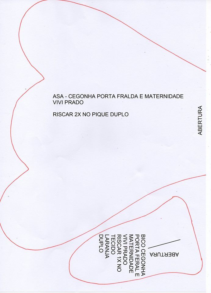 cegonha 3-4 - molde 2