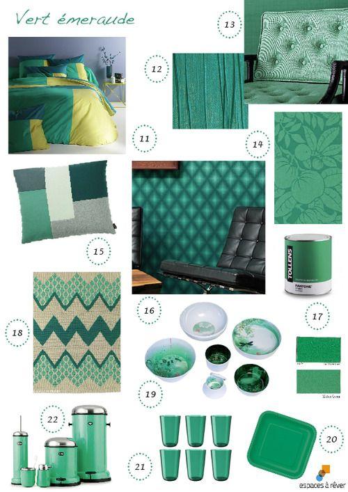 Bonne Annee 2013 Placee Sous La Couleur Vert Emeraude La Theorie 1 2 Vert Emeraude Emeraude Vert Emeraude Couleur