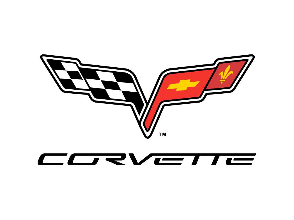 Corvette logo (2005) 1024x768 Corvette, Chevrolet