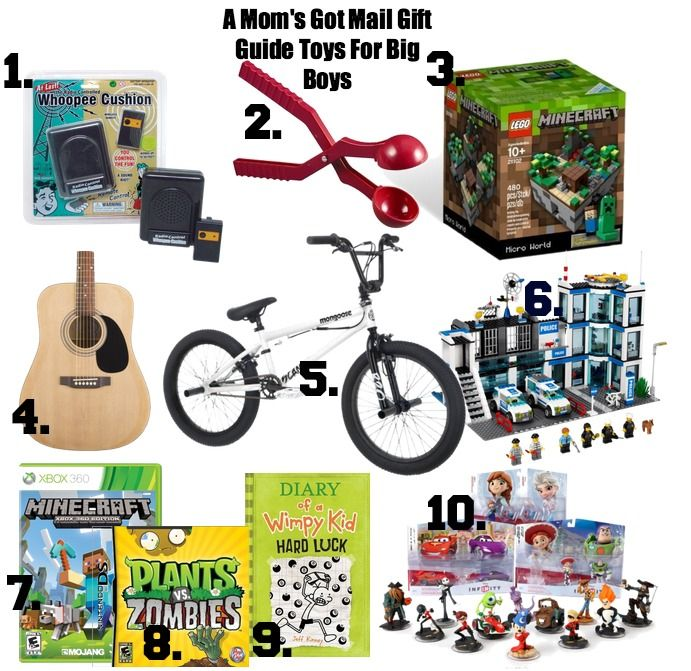 Toys For Boys Age 18 : This gift guide was made with boys ages in mind but