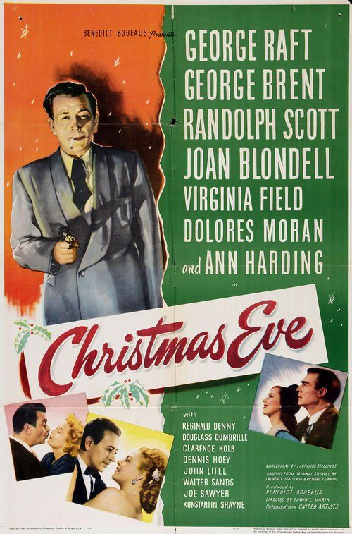 Watch Christmas Eve (1947) Full Movie Online Free