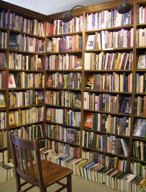 The Dusty Bookshelf In Lawrence Ks