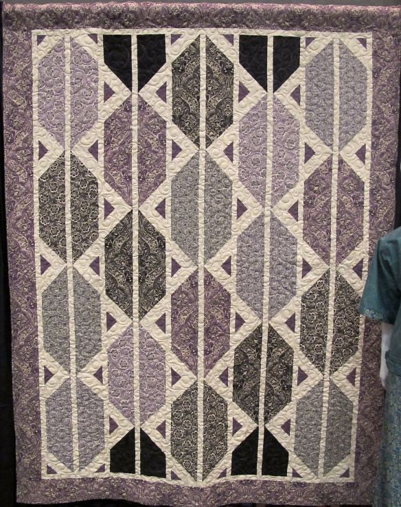 Counterpoint Quilt By Mountainpeek Creations Using Downton