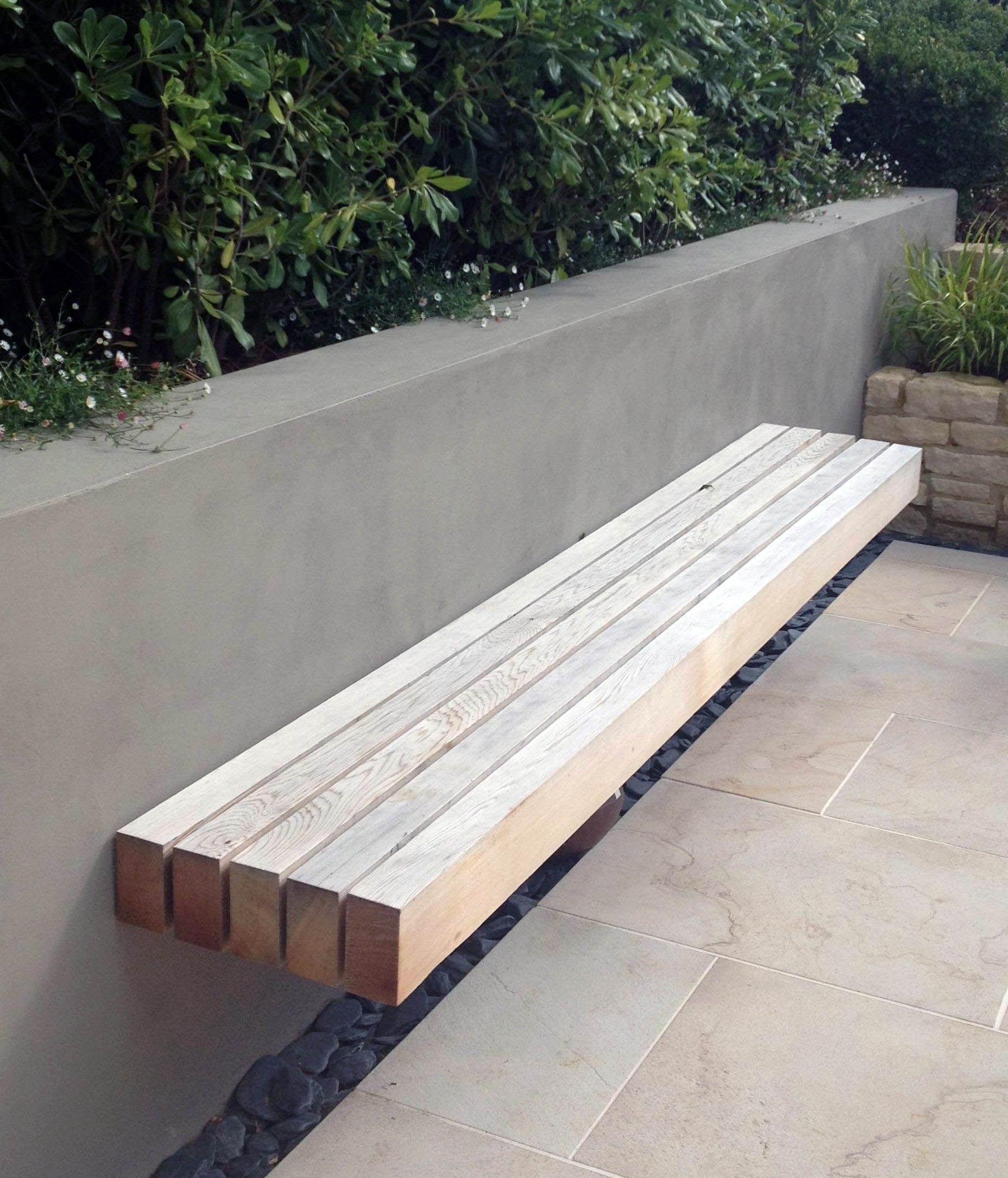 Gorgeous Cedar Outdoor Bench Only In Neuron Home Design Garden Seating Backyard Landscaping Backyard