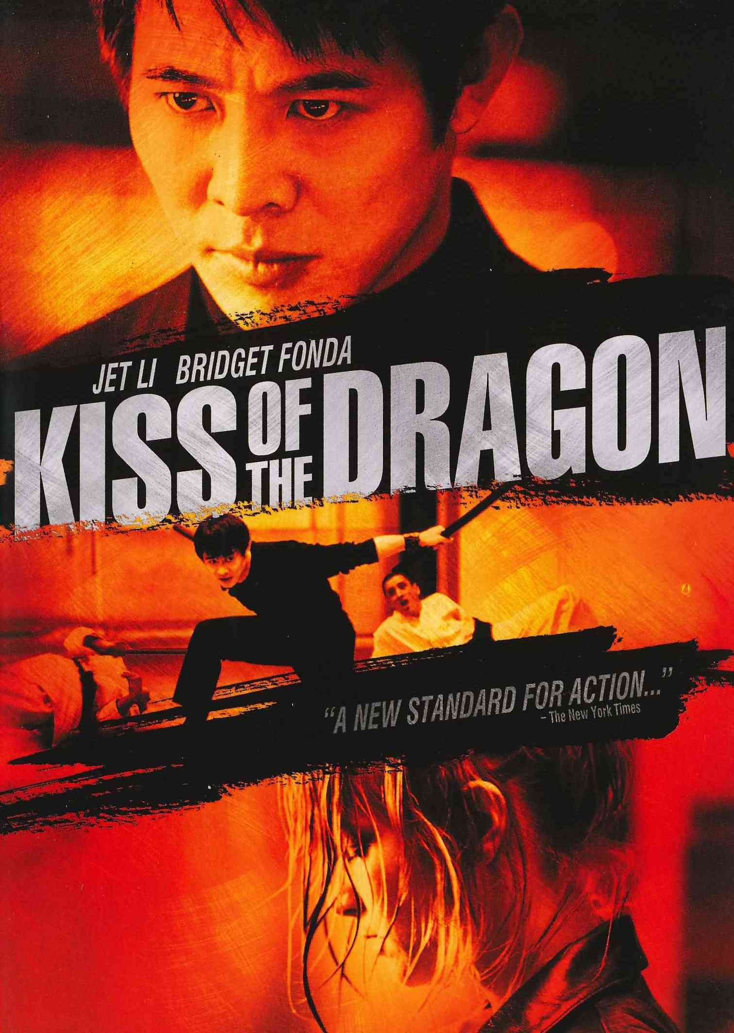 Kiss Of The Dragon | Products | Kiss, Dragon, Hero movie