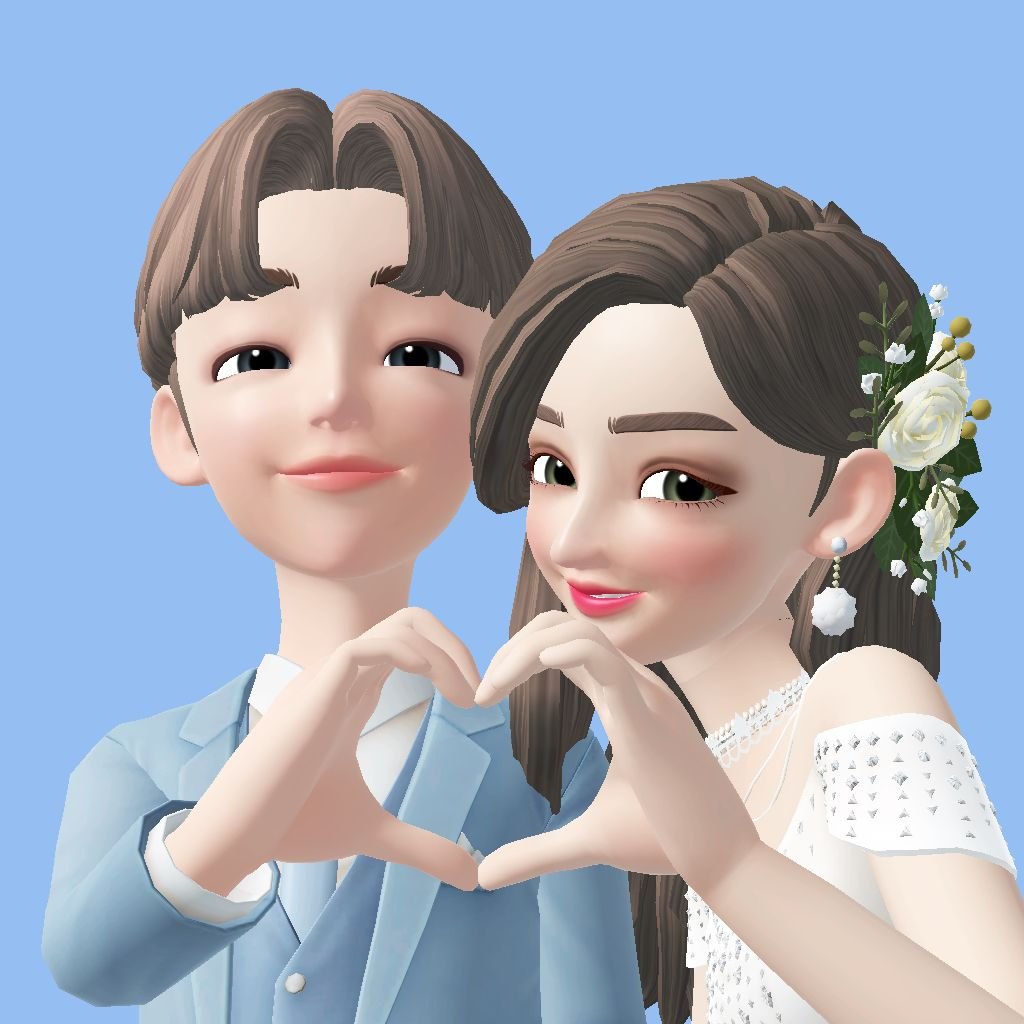 14 ZEPETO Couple ideas
