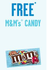 FREE M&M's Candy at 7Eleven Today Candy, M m candy, 7