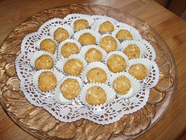 Coconut Orange Balls Recipe - Food.com