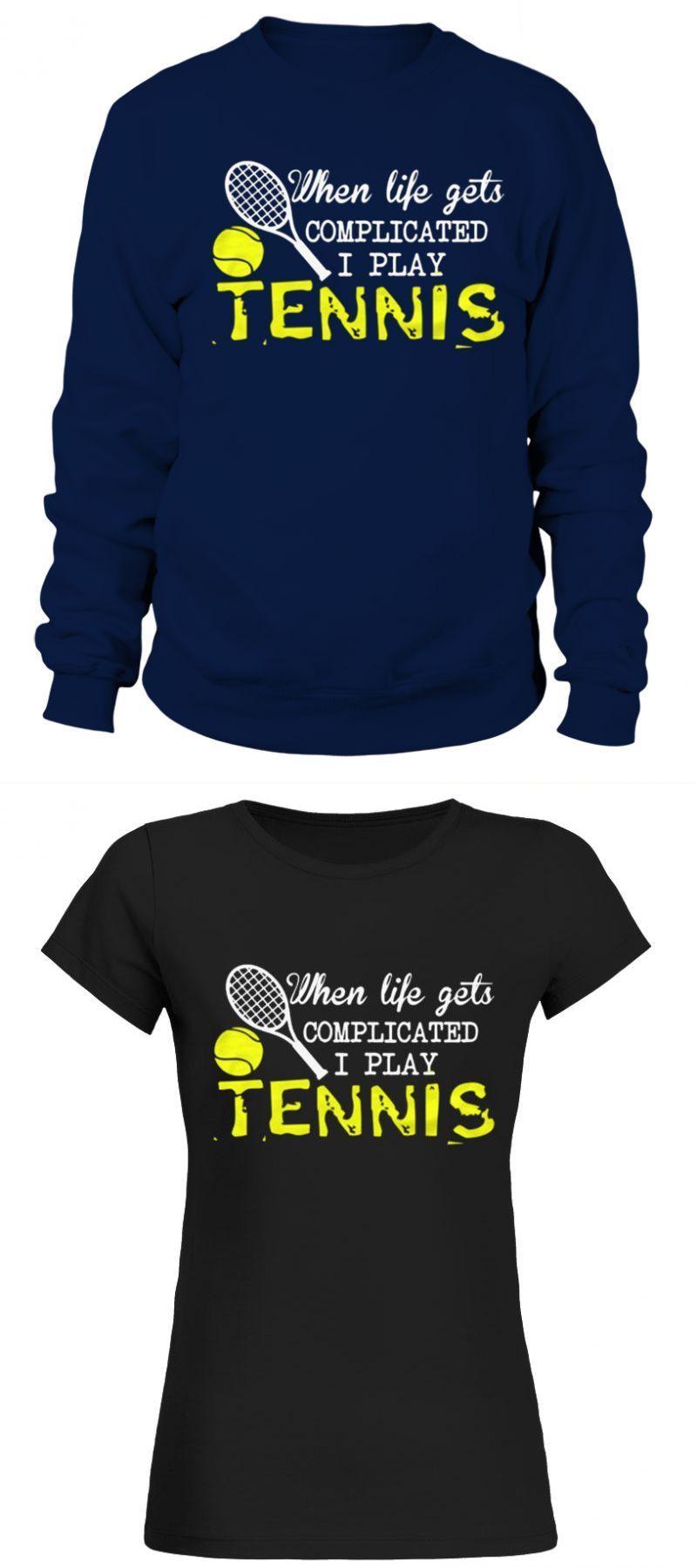 f0b417da8 Tennis ball racket ace sports team player mom dad tenis t shirt #tennis # ball #racket #ace #sports #team #player #mom #dad #tenis #shirt #nike #mens  ...