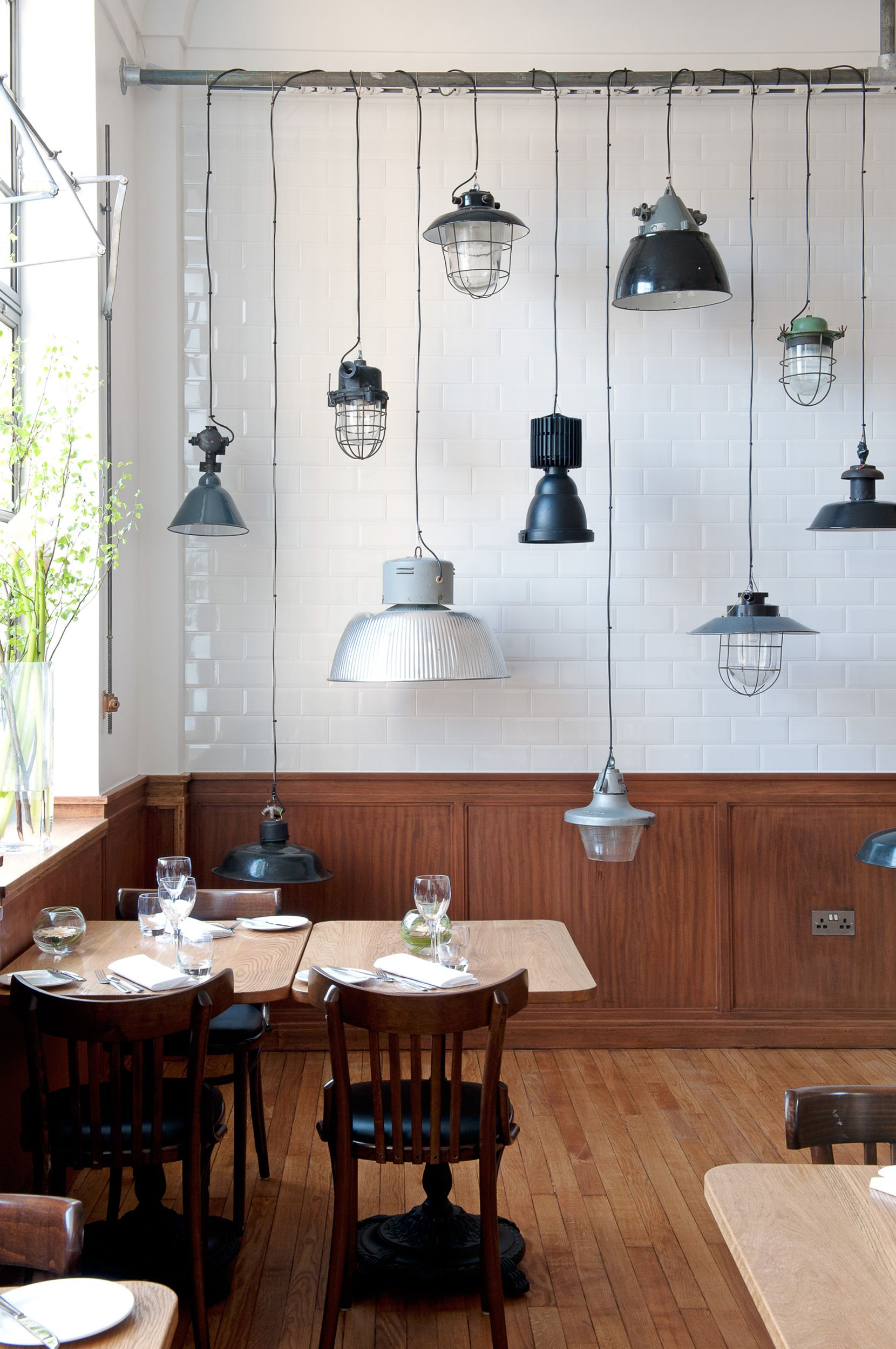 Restaurant Kitchen Lighting corner room restaurant | room, light walls and lights